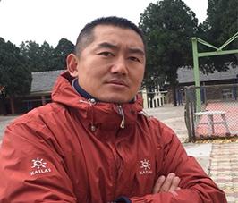 体验式培训高级教练                 ——刘教练